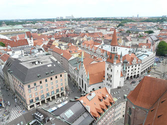 Glasfaserausbau in vielen Münchner Stadtvierteln (Symbolbild; Foto: pixabay.com / Hans)