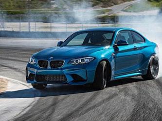 Die BMW-Tochter M GmbH bringt das Power-Programm M2 Coupé. Foto: BMW