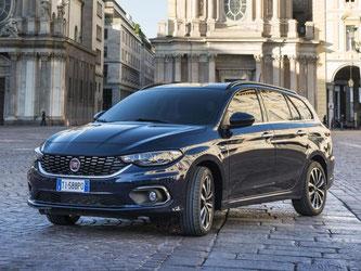 Fiat bringt nach vielen Jahren ein neues Modell des Tipo auf den Markt. Foto: Fiat/Aldo Ferrero
