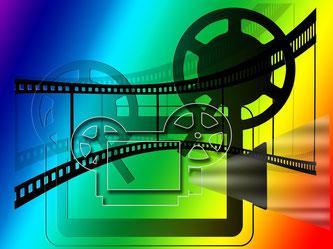 Neuigkeiten aus der Münchner Film- & TV-Branche (Symbolbild; Foto: pixabay.com / geralt)