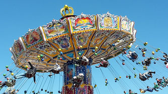 Das Frühlingsfest in München bietet auch 2018 viele Attraktionen (Symbolbild; Foto: pixabay.com / Traumsicherheit)