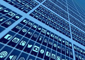 Zunehmende Vernetzung (Symbolbild; Foto: pixabay.com / geralt)