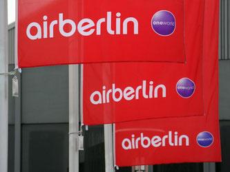 Air Berlin will sich gesundschrumpfen. Foto: Holger Hollemann