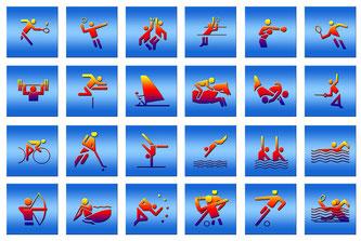 Aktive Sportler stehen im Zentrum des Interesses einer aktuellen Studie (Symbolbild; Foto: pixabay.com / pixabay.com / geralt)
