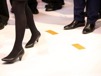 Laut einer Studie haben die Dax-Vorstandsetagen wieder vermehrt deutsche Chefs (Illustration). Foto: Christian Charisius