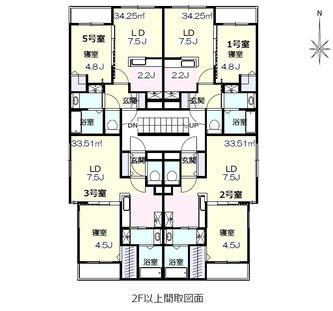新築・南6西13・デザイナーズマンション・賃貸ギャラリー