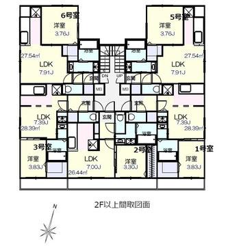 新築・北8東8・賃貸ギャラリー