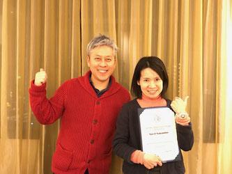 with Ms.Saori (2017-12-29)