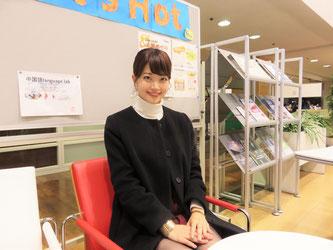 Miyuki Higashitsuji speaks of her dream.