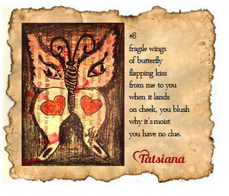 poetry tatsiana art crimson sketches 8 butterfly kiss