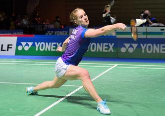 Steht kurz vor ihrem Olympia-Traum: Karin Schnaase