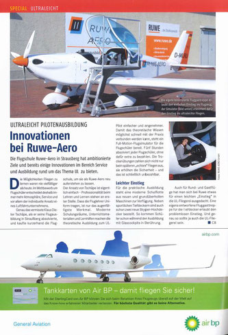 Innovationen bei Ruwe-Aero