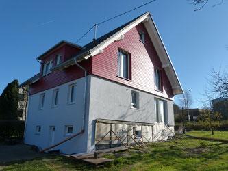 Das Haus nach der Sanierung