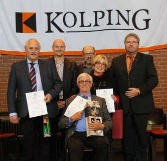Kolpinggedenktag 2015, Kolping- Alsdorf