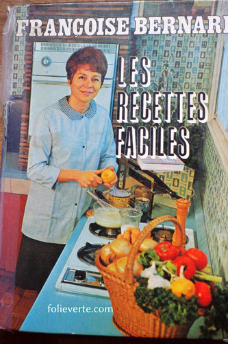 Françoise Bernard, la Reine de la cuisine facile