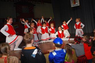 Auftritt Kinderfasching 2011