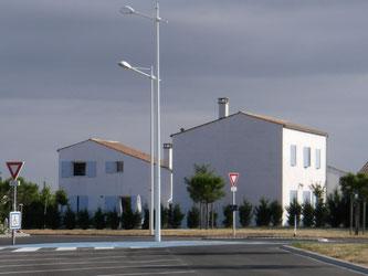 Les Mas Charentais, un ensemble de maisons individuelles près de commerces