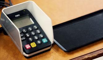 クレジット決済の画像