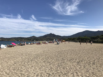 Strand von Argelès-sur-Mer