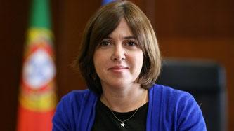 Secretária de Estado para Cidadania e Igualdade, Catarina Marcelino presente no encontro