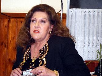 Teresa Soares - Sindicado dos Professores nas Comunidades Lusíadas