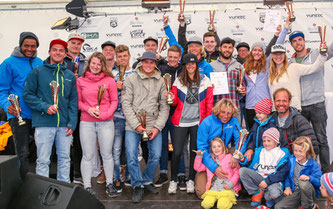 Sieger Kitesurf Masters Sylt