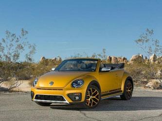 VW bringt den Beetle Dune auf den Markt. Foto: Volkswagen