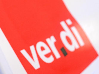 Die Gewerkschaft Verdi forderte ein verbessertes Angebot. Foto: Patrick Seeger/Archiv