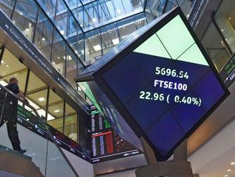 Eine riesige Fusion bahnt sich an: Die Deutsche Börse und die Londoner LSE machen Ernst mit ihren Fusionsplänen. Foto: Andy Rain