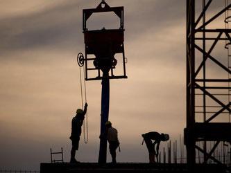 Die Preise für Bauland ziehen in den Städten ungewöhnlich stark an. Foto: Sebastian Kahnert