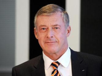 Für Bilfinger ist Thomas Blades der vierte Chef seit 2014: Foto: Tobias Hase