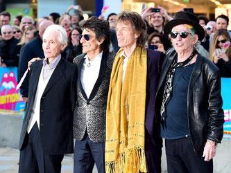 Die Rolling Stones wollen es noch einmal wissen. Foto: Ian West