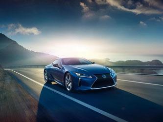 Japanischen Luxus lancierte Toyota in Europa mit seiner Nobeltochter Lexus bereits 1990. Foto: Toyota