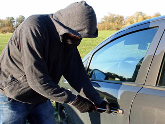 Maßnahmen wie Alarmanlagen oder Wegfahrsperren können helfen, einen Autodiebstahl zu vereiteln. Foto: Diana Pfister