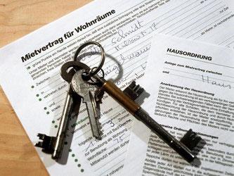 Grundsätzlich dürfen Vermieter einzelne Räume einer Wohnung nicht kündigen. Eine Ausnahme gibt es aber für Nebenräume, wenn neuer Mietwohnraum geschaffen wird. Foto: Dieter Assmann