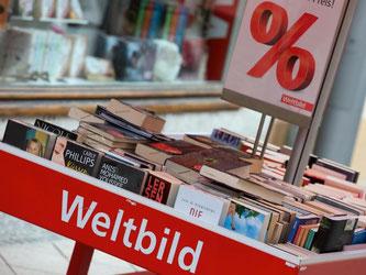 Inzwischen gehört Weltbild mehrheitlich zur Düsseldorfer Droege Group. Foto: Jens Büttner