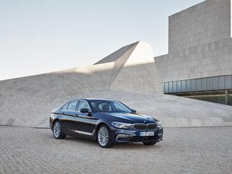 BMW bringt im Februar einen neuen 5er auf den Markt. Foto: www.daniel-kraus.com/BMW