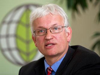 Jürgen Resch ist der Bundesgeschäftsführer der Deutschen Umwelthilfe. Foto: Jan-Philipp Strobel/Archiv