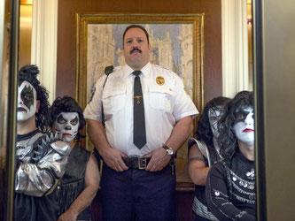Kevin James in einer Szene des Films «Der Kaufhaus Cop 2». Foto: Sony Pictures