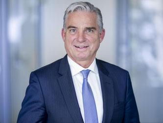 Thomas Strobl (CDU), Innenminister in Baden-Württemberg. Foto: Michael Kappeler/Archiv
