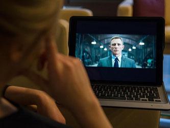 Tolle Filme im Netz streamen? Schon das kann gefährlich werden - je nachdem welche Technik genutzt wird. Foto: Andrea Warnecke