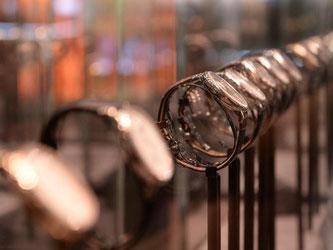 In dieser Saison sind bei Armbanduhren wieder runde Formen angesagt. Photo: Patrick Seeger Foto: Patrick Seeger