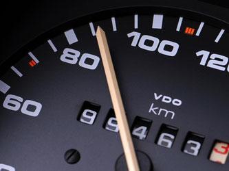 Fast jeder dritte Gebrauchtwagen in Deutschland wird mit falschem Kilometerstand verkauft - so lautet das Ergebnis einer Untersuchung des Automobilclubs von Deutschland. Foto: Armin Weigel