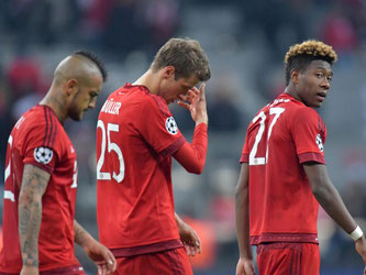 Spiel gewonnen, Champions-League-Traum verloren - die Bayern haben das Finale in Mailand verpasst. Foto: Peter Kneffel