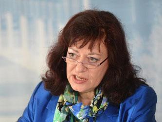 Die Präsidentin des Statistischen Landesamts, Carmina Brenner. Foto: Franziska Kraufmann/Archiv