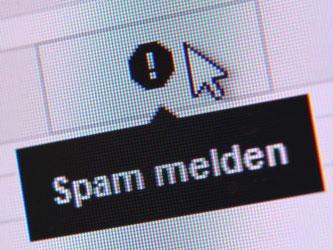 Wer nervige Mails als Spam markiert, hilft Mailprogrammen und Dienstanbietern dabei, sie künftig besser herauszufiltern. Foto: Andrea Warnecke