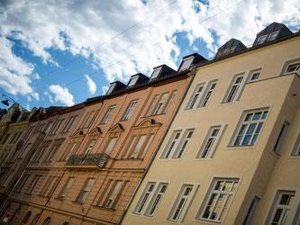 Die Mieten in München sind besonders hoch - im Schnitt werden mehr als 15 Euro pro Quadratmeter fällig. Foto: Matthias Balk