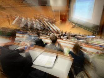 Welcher Studiengang an welcher Hochschule ist der richtige für mich? Rankings sollen bei der Auswahl des richtigen Studienorts helfen. Foto: Felix Kästle