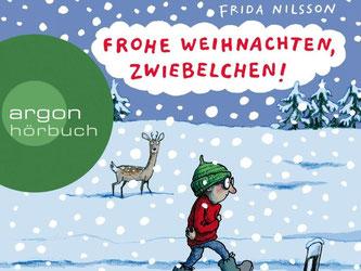 In «Frohe Weihnachten Zwiebelchen!» wünscht sich der kleine Stig nichts sehnlicher als ein Fahrrad. Foto: Argon Verlag