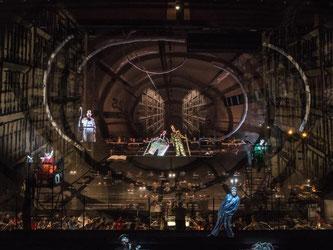 Die Opernhäuser des Jahres stehen in Frankfurt und in Mannheim. Foto: Christian Kleiner/Archiv